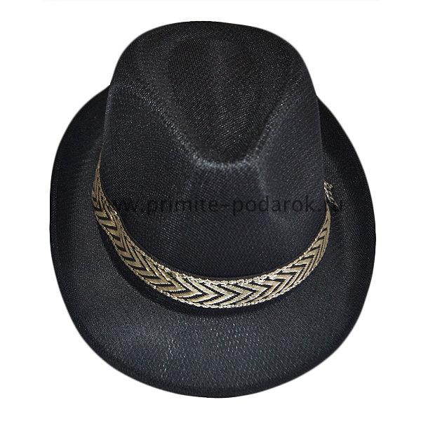 Шляпа гангстер своими руками