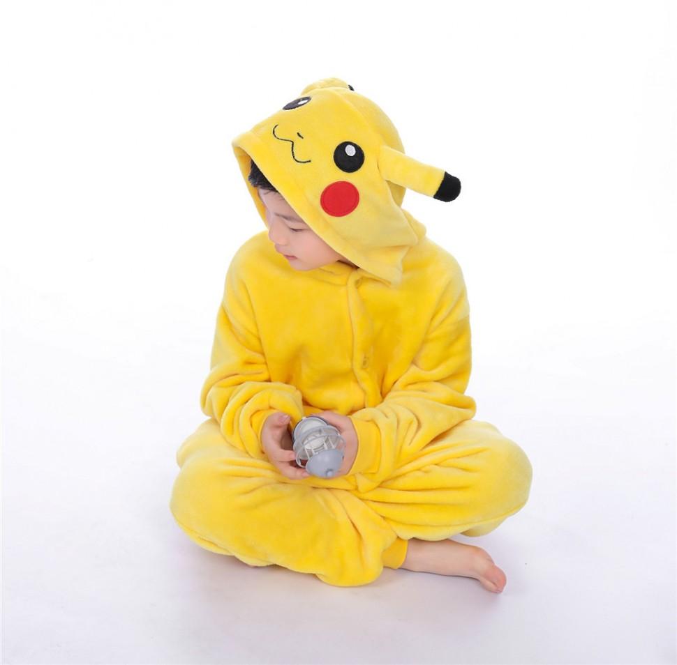 f60c32f2c56f Пижама кигуруми Пикачу детская купить за 1 250 руб.
