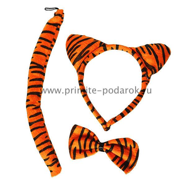ушки тигра ободок